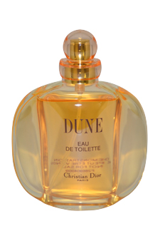 Christian Dior Dune women 3.4oz EDT Spray (Tester)