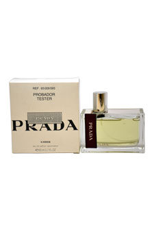 Prada Amber at Perfume WorldWide