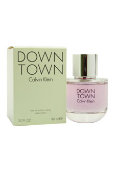 Calvin Klein Down Town women 3oz EDP Spray (Tester)
