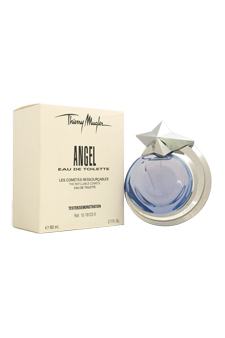 Angel by Thierry Mugler for Women - 2.7 oz EDT Spray (Refillable) (Tester)