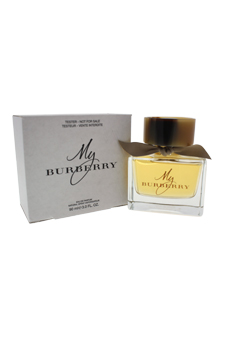 My Burberry women 3oz EDP Spray (Tester)