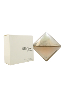 Calvin Klein Reveal women 3.4oz EDP Spray (Tester)