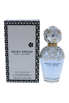 Daisy Dream by Marc Jacobs for Women - 3.4 oz EDT Spray (Tester)