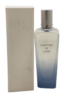 Cartier De Lune women 4.2oz EDT Spray (Tester)