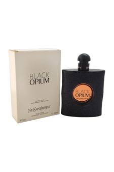 Black Opium by Yves Saint Laurent for Women - 3 oz EDP Spray (Tester)