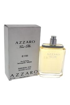 Loris Azzaro Azzaro Pour Elle women 2.5oz EDP Spray (Tester)