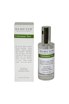 Christmas Tree by Demeter for Unisex - 4 oz Cologne Spray