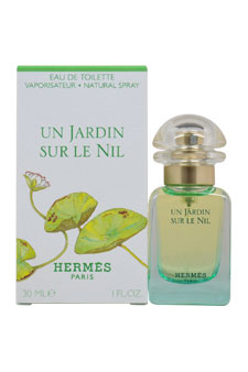Un Jardin Sur Le Nil by Hermes for Unisex - 1 oz EDT Spray