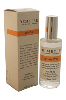 Asian Pear by Demeter for Unisex - 4 oz Cologne Spray