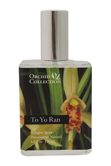 To Yo Ran Orchid Orchid by Demeter for Unisex - 4 oz Cologne Spray