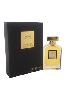 Ambre Sauvage by Annick Goutal for Unisex - 2.5 oz EDP Spray