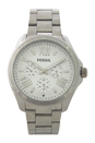 AM4509P Cecile Multifunction Stainless Steel Watch by Fossil for Men - 1 Pc Watch