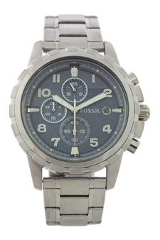 FS5023Dean Chronograph Stainless Steel Watch by Fossil for Men - 1 Pc Watch