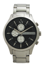 AX2152 Chronograph Stainless Steel Bracelet Watch by Armani Exchange for Men - 1 Pc Watch