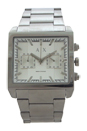 AX2223 Chronograph East-West Stainless Steel Bracelet Watch by Armani Exchange for Men - 1 Pc Watch