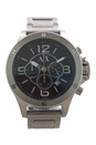 AX1501 Chronograph Stainless Steel Bracelet Watch by Armani Exchange for Men - 1 Pc Watch