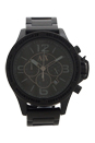 AX1520 Chronograph Black Ion Plated Stainless Steel Bracelet Watch by Armani Exchange for Men - 1 Pc Watch