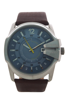 DZ1399 Brown Leather Strap Watch by Diesel for Men - 1 Pc Watch