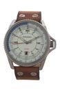 DZ1715 Rollcage Light Brown Leather Strap Watch by Diesel for Men - 1 Pc Watch