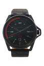 DZ1728 Rollcage Black Dial Stainless Steel Fabric Watch by Diesel for Men - 1 Pc Watch