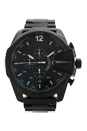 DZ4283 Chronograph Black Ion Plated Stainless Steel Bracelet Watch by Diesel for Men - 1 Pc Watch