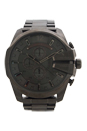 DZ4282 Chronograph Gunmetal Ion Plated Stainless Steel Bracelet Watch  by Diesel for Men - 1 Pc Watch