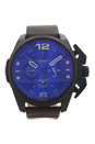 DZ4364 Chronograph Ironside Olive Leather Strap Watch by Diesel for Men - 1 Pc Watch