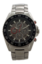 MK9011 Automatic Chronograph JetMaster Stainless Steel Bracelet Watch by Michael Kors for Men - 1 Pc Watch
