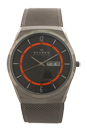 SKW6007 Titanium Mesh Bracelet Watch by Skagen for Men - 1 Pc Watch