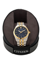 BM7334-58L Eco-Drive Corso Two-Tone Stainless Steel Bracelet Watch by Citizen for Men - 1 Pc Watch