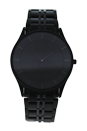 AR3015-53E Stiletto Black Dial Black Ion Plated Stainless Steel Watch by Citizen for Men - 1 Pc Watch
