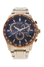 AT4106-52X Eco-Drive Perpetual Chrono A-T Rose Gold-Tone Stainless Steel Watch by Citizen for Men - 1 Pc Watch