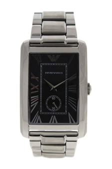 AR1608 Stainless Steel Bracelet Watch by Emporio Armani for Men - 1 Pc Watch