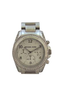 MK5165 Blair Stainless Steel Bracelet Watch by Michael Kors for Women - 1 Pc Watch