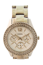 ES3588P Stella Multifunction Stainless Steel Watch by Fossil for Women - 1 Pc Watch