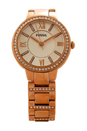 ES3284P Virginia Rose-Tone Stainless Steel Watch by Fossil for Women - 1 Pc Watch