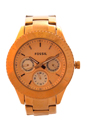 ES2859P Stella Multifunction Rose-Tone Stainless Steel Watch by Fossil for Women - 1 Pc Watch