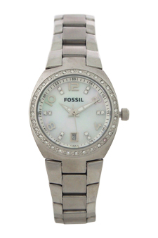 AM4141 Flash Stainless Steel Watch by Fossil for Women - 1 Pc Watch