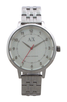 AX5360 Stainless Steel Bracelet Watch by Armani Exchange for Women - 1 Pc Watch