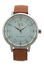 AX5367 Bronze Leather Quartz Watch by Armani Exchange for Women - 1 Pc Watch