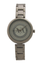 AX4220 Silvertone Stainless Steel Quartz Watch by Armani Exchange for Women - 1 Pc Watch