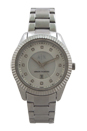 AX5430 Silver Dylann Stainless Bracelet Steel Watch by Armani Exchange for Women - 1 Pc Watch