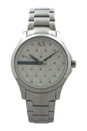 AX5208 Stainless Steel Bracelet Watch by Armani Exchange for Women - 1 Pc Watch