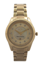 AX5431 Gold Dylan Stainless Steel Bracelet Watch by Armani Exchange for Women - 1 Pc Watch