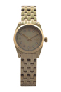 AX5331 Gold Rhinestone Digit Watch by Armani Exchange for Women - 1 Pc Watch