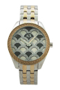 AX5530 Sarena Analog Display Analog Quartz Two Tone Watch by Armani Exchange for Women - 1 Pc Watch