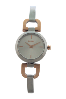 NY2137 Two-Tone Stainless Steel Bracelet Watch