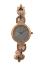 NY2135 Sasha Rose Gold-Tone Stainless Steel Link Bracelet Watch by DKNY for Women - 1 Pc Watch