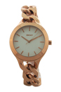 NY2218 Chambers Rose Gold-Tone Stainless Steel Chain Bracelet Watch by DKNY for Women - 1 Pc Watch