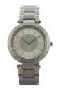 NY2285 Stanhope Stainless Steel Bracelet Watch by DKNY for Women - 1 Pc Watch